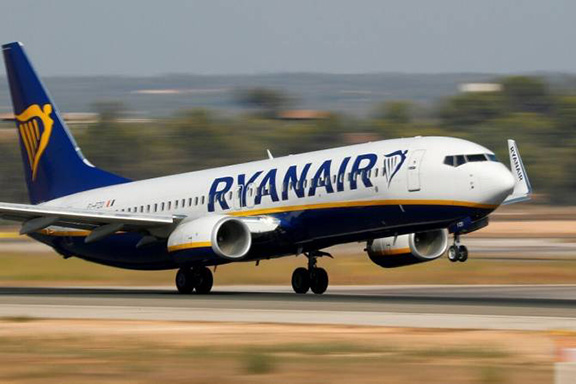 Ryanair will start flights from Armenia in January next year