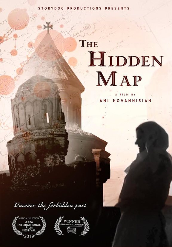 "Ani Hovannisian's ""The Hidden Map"" will premiere at both Arpa and Toronto film festivals"