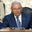 """View Gallery: Senate Foreign Relations Committee Chair Bob Menendez (D-NJ) asks Secretary of State Blinken """"What are we doing to counter Turkey under Erdogan?"""""""