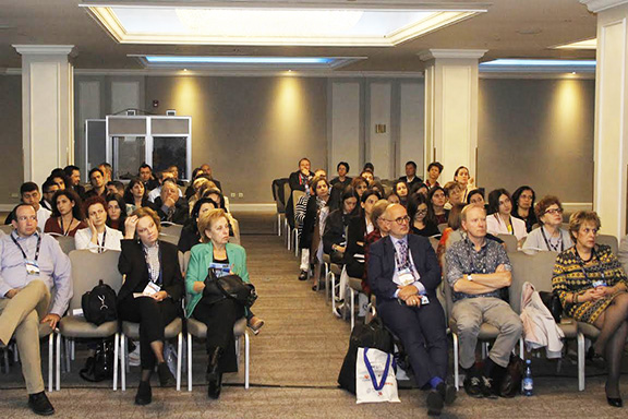 A scene from the EFI Educational Meeting and Workshop
