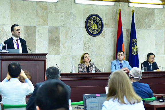 The conference aims at strengthening cooperation between Armenia and China