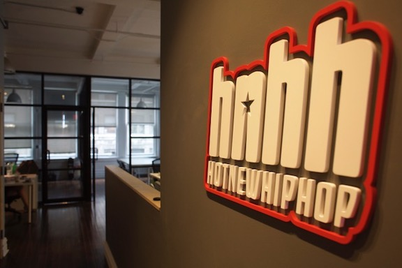 HotNewHipHop has become an influential force in hip-hop world and the music industry
