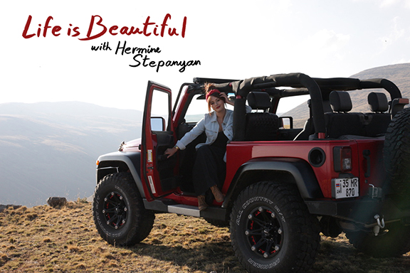 """Life is Beautiful with Hermine Stepanyan"""