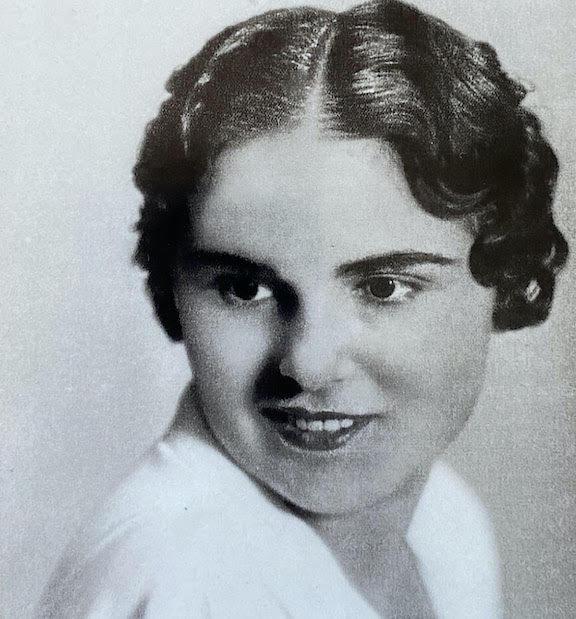 Lucy Mirigian at 19