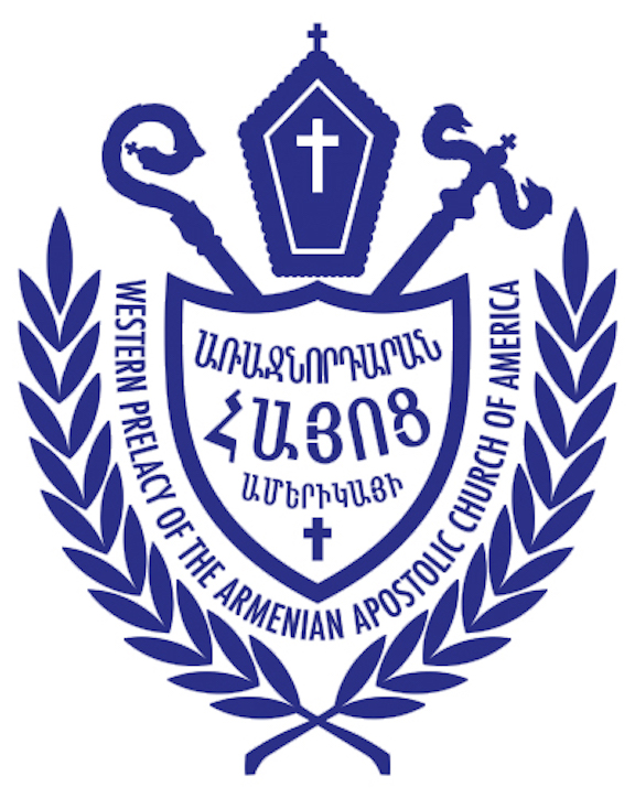 Western Prelacy of the Armenian Apostolic Church of America logo
