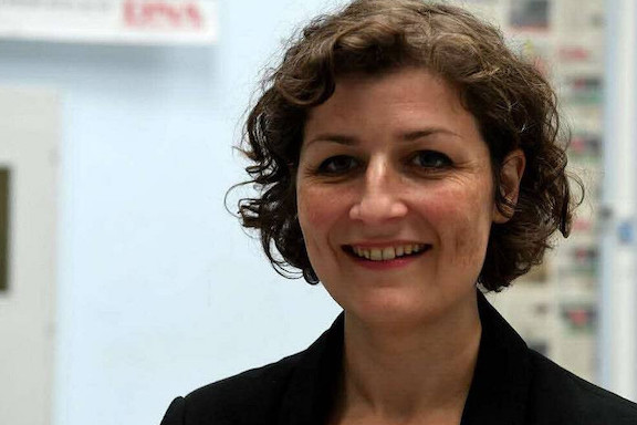 Newly-elected Mayor of Strasbourg Jeanne Parseghian